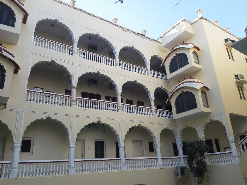 In India - Mandawa Haveli